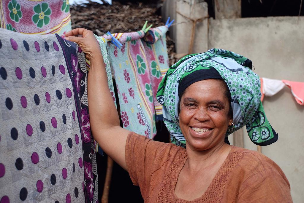 Kijakazi (46), Health Worker in Tanzania